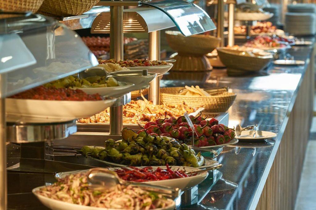 Vakantiepark met buffetrestaurant in Nederland
